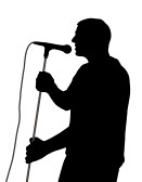 vocalist clipart 5195594 male #singer.