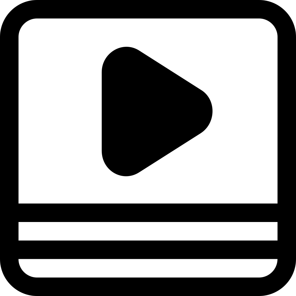 Vod Media Svg Png Icon Free Download (#377043).