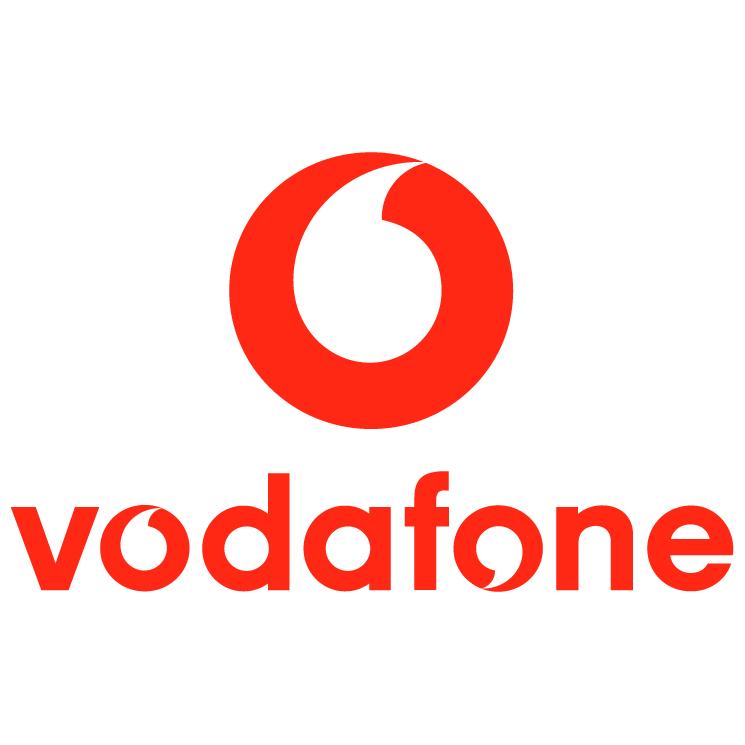 Vodafone 1 Free Vector / 4Vector.