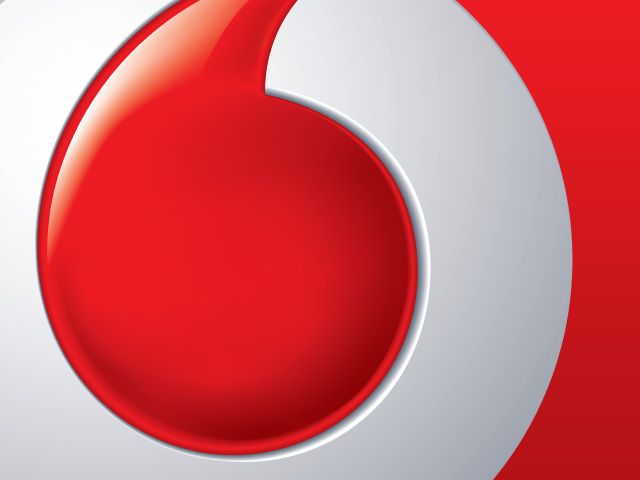 Vodafone Logo Hd Clipart.