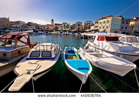 Vodice Stock Photos, Royalty.