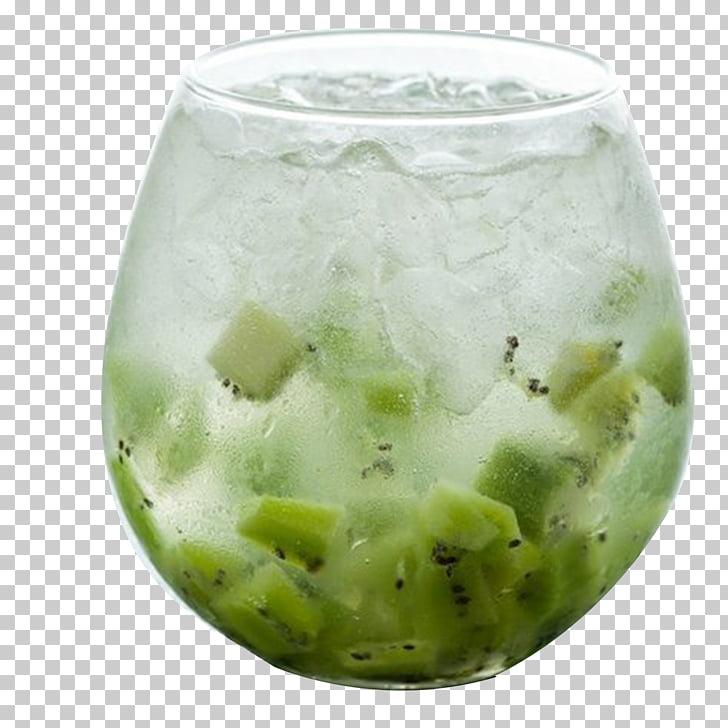 Cocktail Juice Vodka Carbonated water Tonic water, Kiwi soda.
