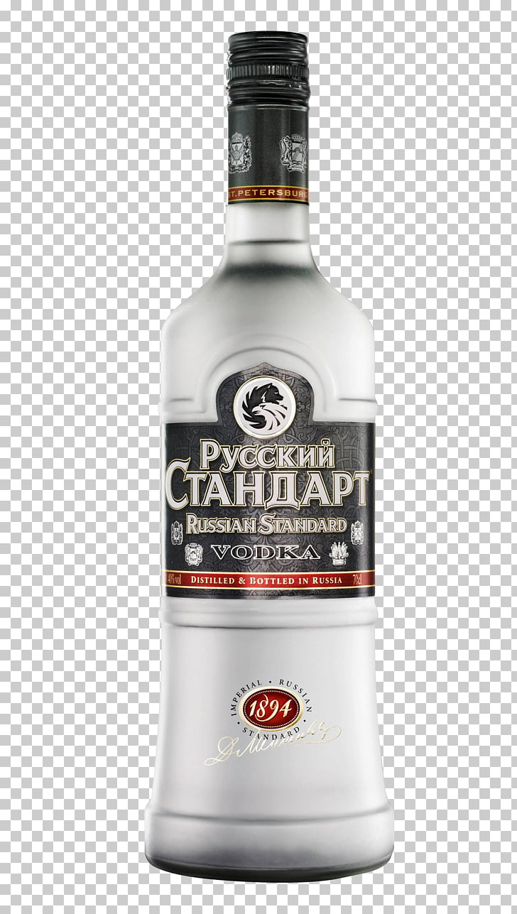 Vodka Distilled beverage Whisky Russian Standard Cocktail.