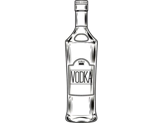 Vodka clipart 1 » Clipart Portal.
