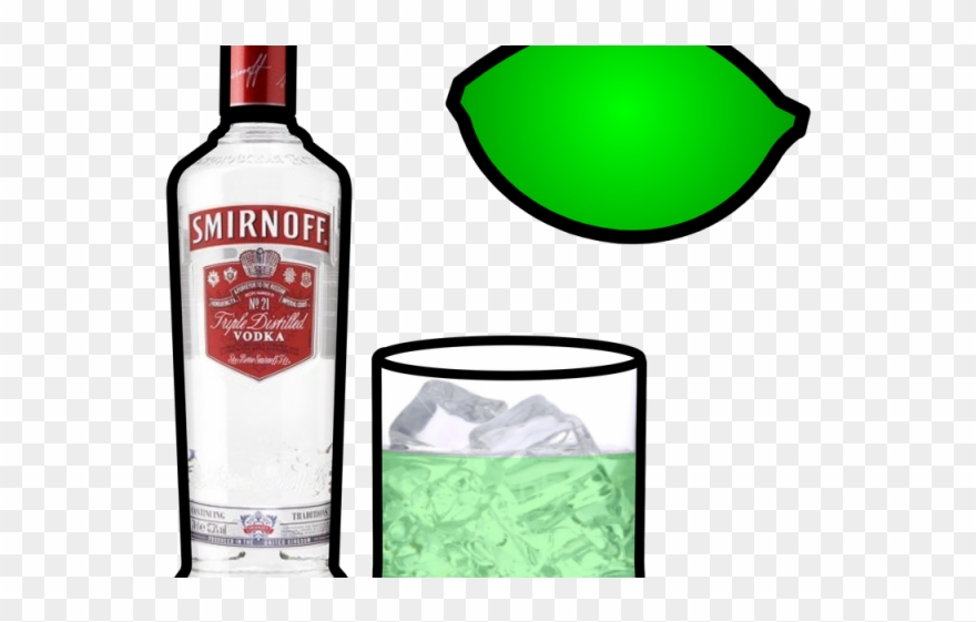Vodka Clipart Transparent.