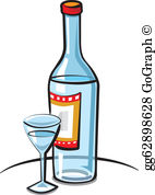 Drink Vodka Clip Art.