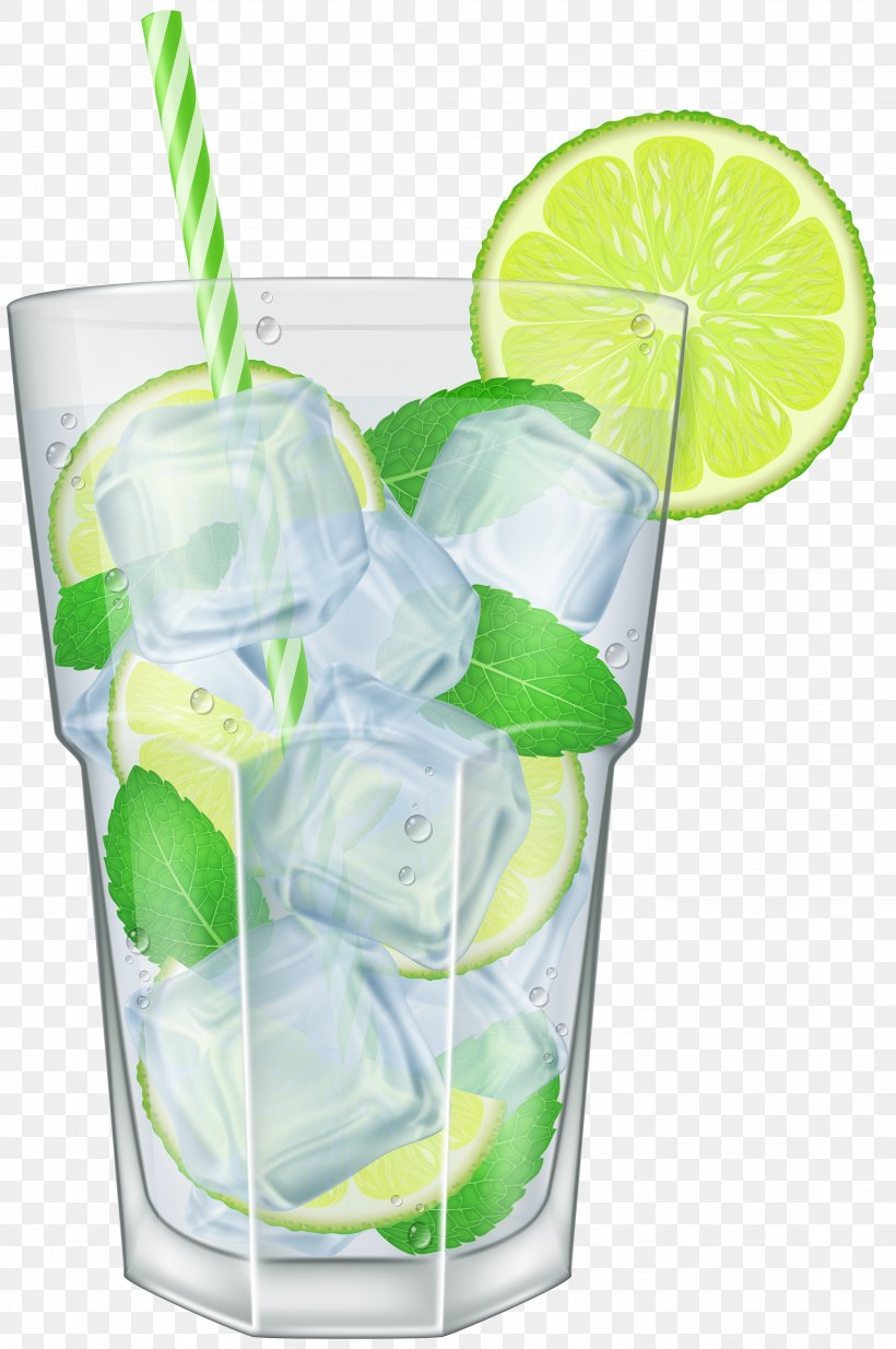 Mojito Vodka Tonic Limeade Lemonade, PNG, 2657x4000px.