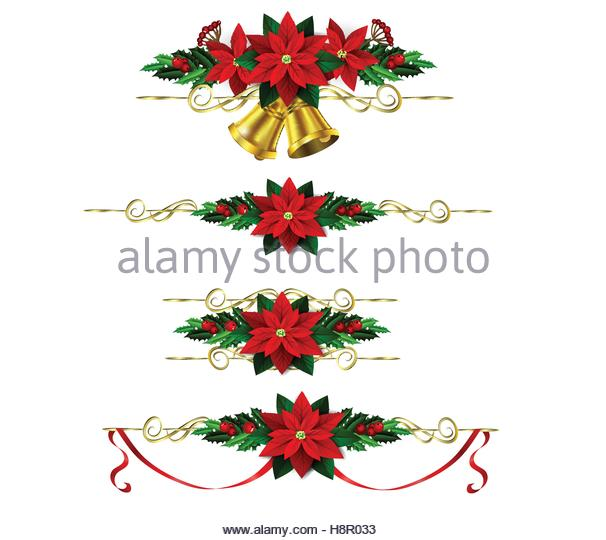 Mountain Ash Rowan Tree Cut Out Stock Images & Pictures.