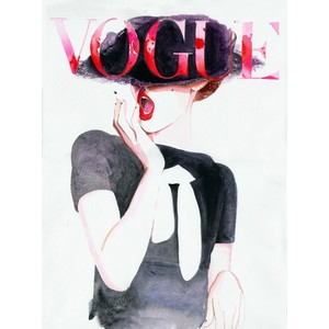 Vogue Clipart.