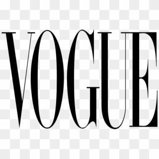 Free Vogue Logo Png Transparent Images.