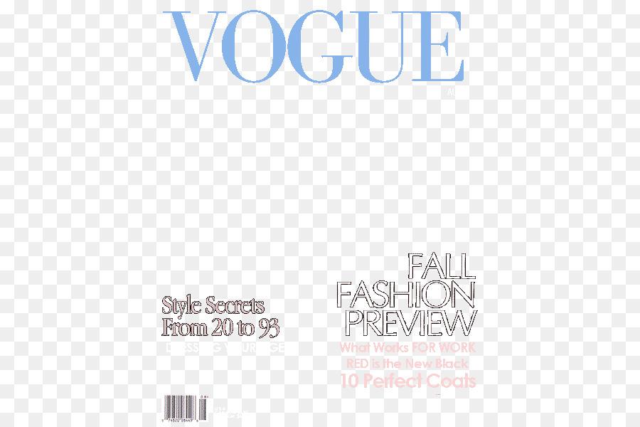 Vogue Logo png download.