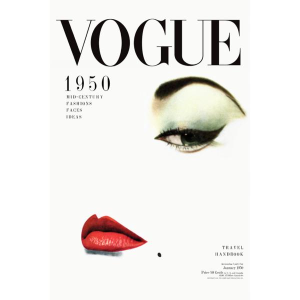 Vogue Magazine Poster.