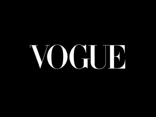 vogue png sticker loggo aesthetic stickers voguemagazin.