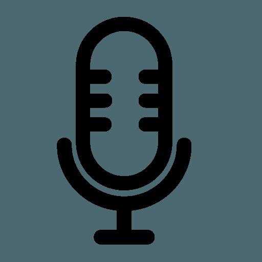 Voice Chat Logo.