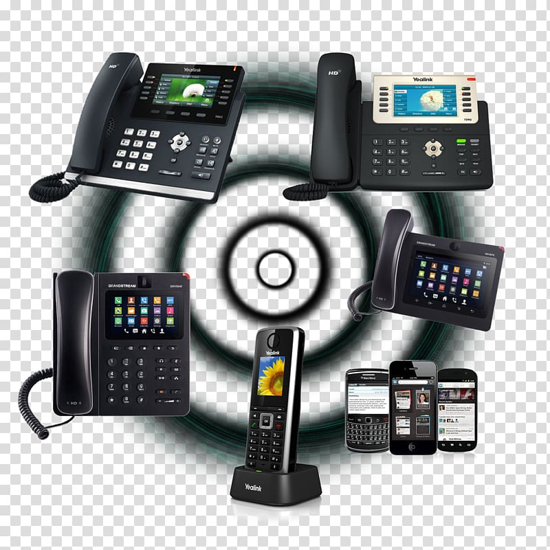 Telephone VoIP phone Voice over IP Yealink SIP.
