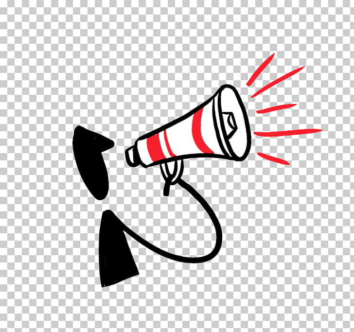 The Peoples\' Voice Megaphone Sound Human voice , Megaphone.