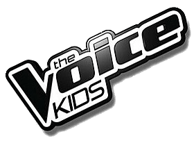 The Voice Kids Logo transparent PNG.