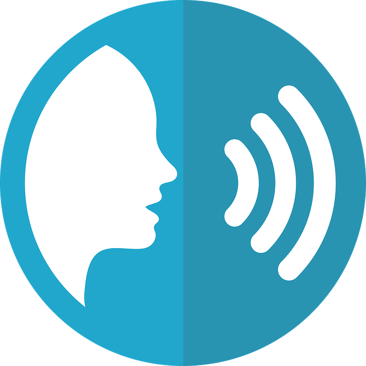 Speech Icon Voice Talking.