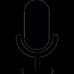 Voice Recorder Icon Image.
