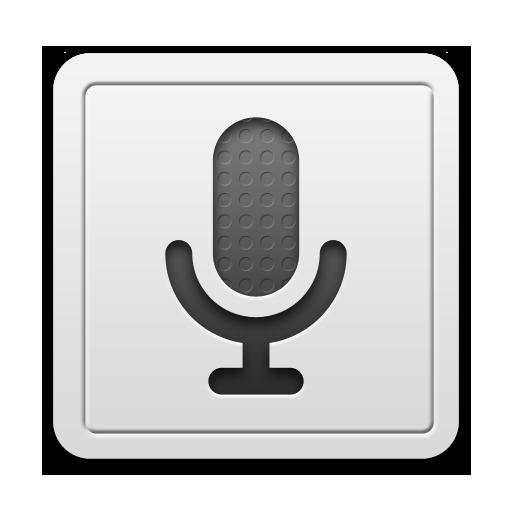Google Voice Search Icon.
