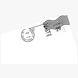 Mailing Stamp Png.