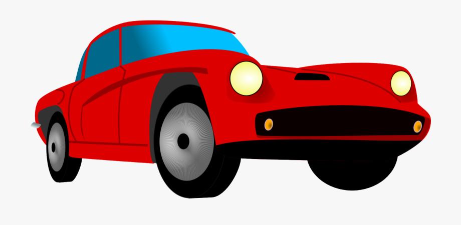 Voiture Rouge Auto Véhicule Clipart Illustration Images.