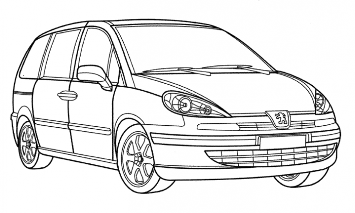 Dessin Voiture Png Vector, Clipart, PSD.