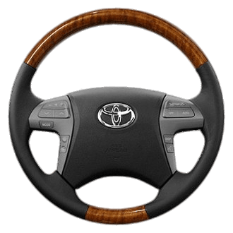 Volante Toyota PNG transparente.