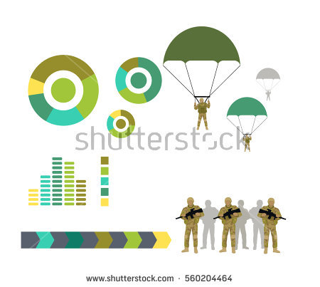 Airborne Stock Photos, Royalty.