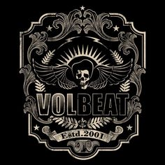 82 Best VOLBEAT logos images in 2019.