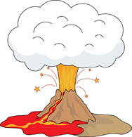 Volcano Clip Art & Volcano Clip Art Clip Art Images.