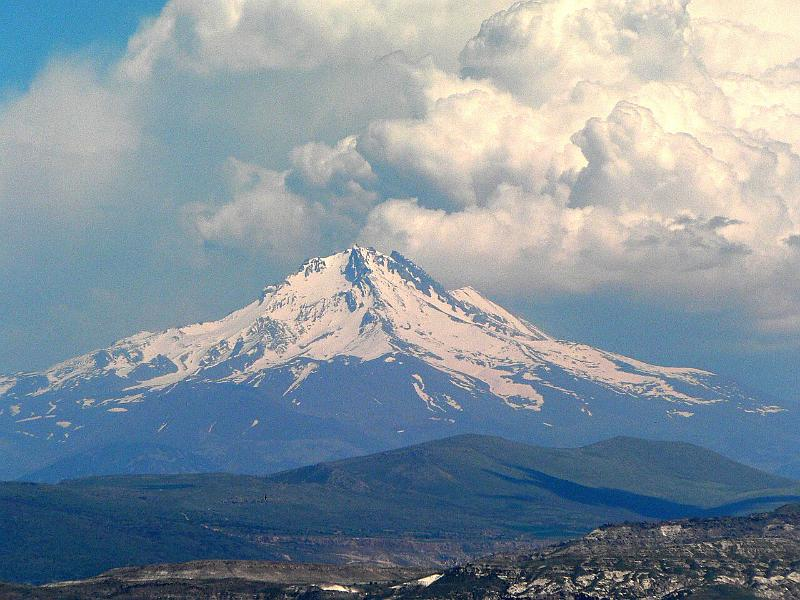Mount erciyes clipart #3