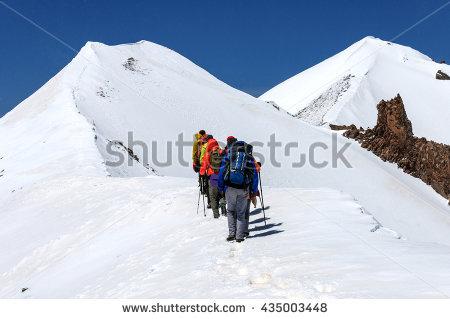 Alpinist Top Stock Photos, Royalty.