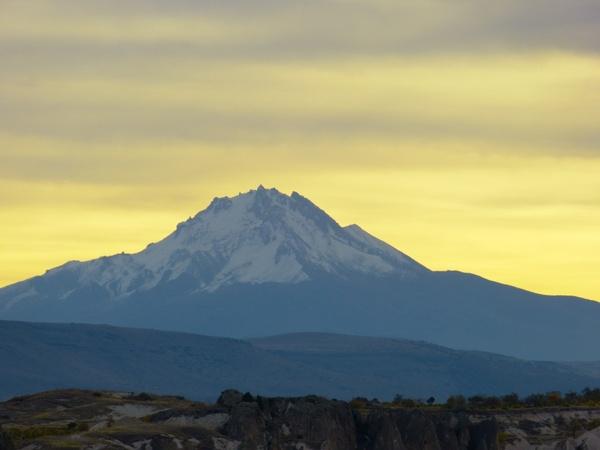 Volcano vulkanerciyes erciyes da     Free stock photos in JPEG.