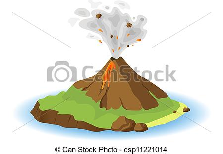 Volcano Illustrations and Clip Art. 3,527 Volcano royalty free.