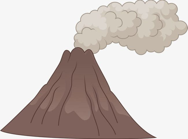 Volcanic Eruption Pattern PNG, Clipart, Active, Active Volcano.