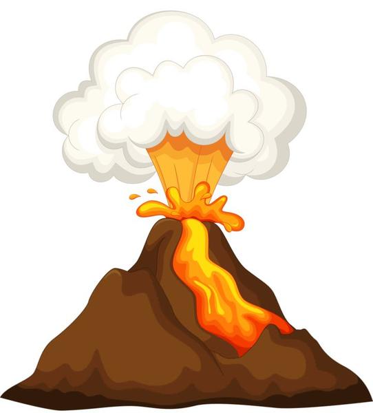 Volcano Eruption Clipart at GetDrawings.com.