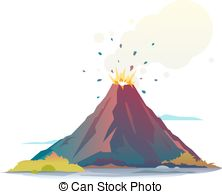 Volcano eruption Illustrations and Clip Art. 1,284 Volcano.