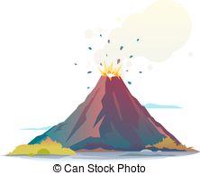 Volcano eruption Illustrations and Clip Art. 1,284 Volcano.
