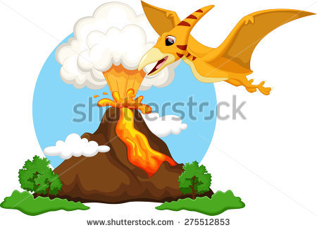 Volcano Background Stock Images, Royalty.