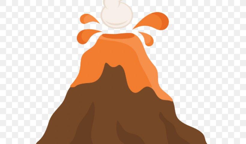 Clip Art Openclipart Volcano Vector Graphics Free Content.