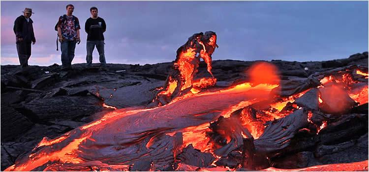 Hawaii Volcano Tour $305 discount ticket price.