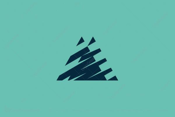 Exclusive Logo 133426, Volcano Logo.