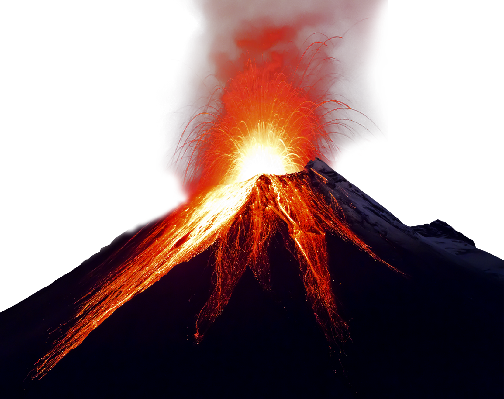 Download Free png Volcano Png (95+ images in Collection) Page 1.