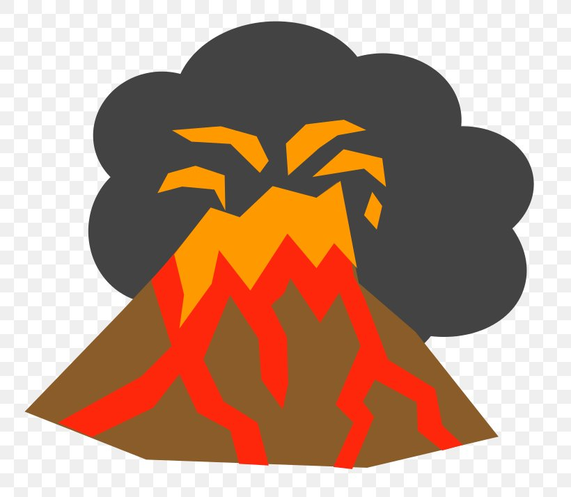 Volcano Lava Clip Art, PNG, 800x714px, Volcano, Animation.