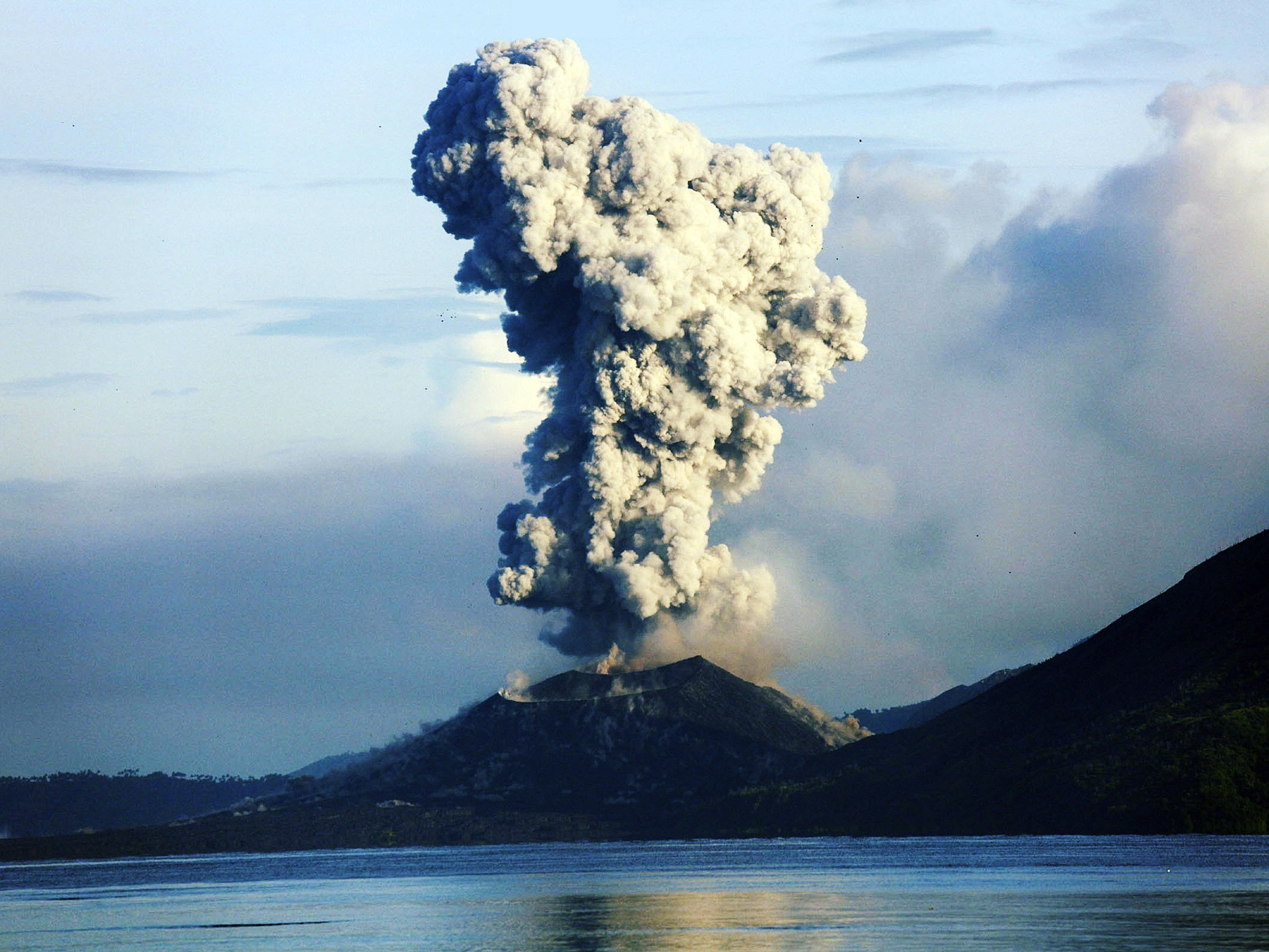 Papua New Guinea Hides Some of the Most Dangerous Volcanoes on Earth.