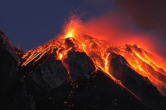 Active volcanoes in png 1 » PNG Image.