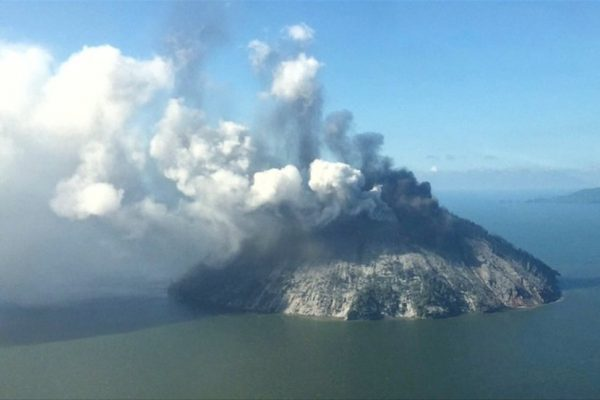 The Fearsome Volcanoes of PNG.