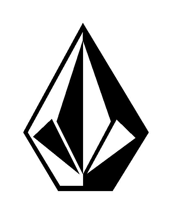 My favourite logo of all time, Volcom brand, I love.