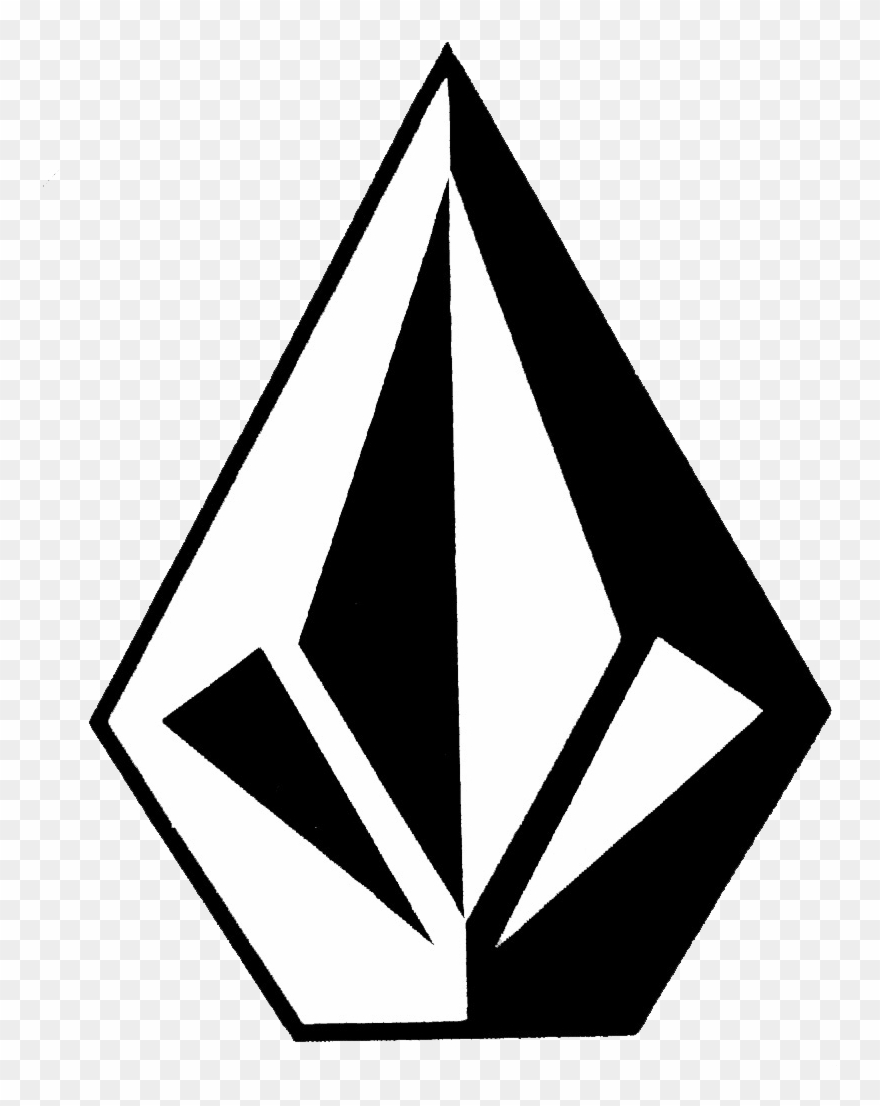 Volcom Stone Logo Clipart (#1237807).